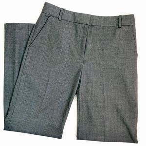 J. Crew Gray Hutton Trouser